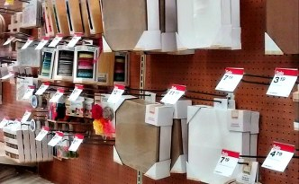 Target Hand Made Modern Store Aisle