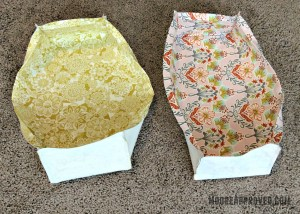 Moore Approved On The Go Fabric Basket Sewing Corners With Quarter Inch Seam