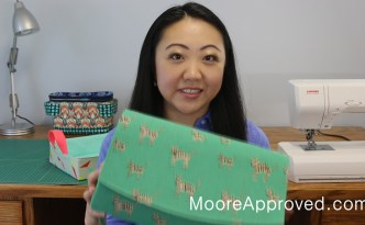 Moore Approved Sew and Tell July 2015