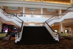 Gaylord Opryland Resort Nashville Grand Staircase Lobby