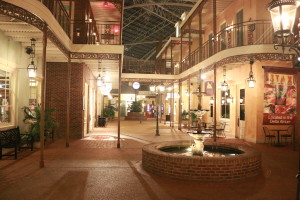 Gaylord Opryland Resort Nashville Town Square Shopping
