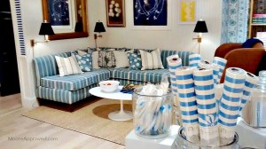 Moore Approved Reese Witherspoon Draper James brand Nashville store sofa decor GFX