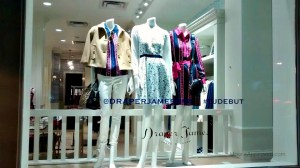 Moore Approved Reese Witherspoon Draper James brand Nashville store window clothing style GFX
