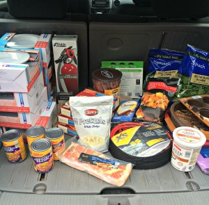 Moore Approved Aldi Haul grocery shopping store