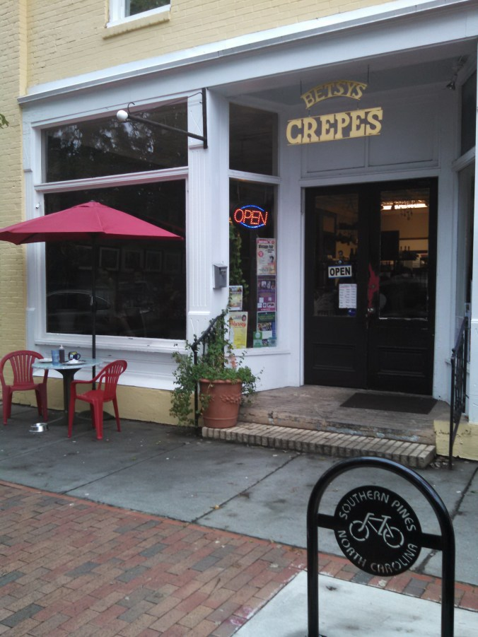 Betsy's Crepes