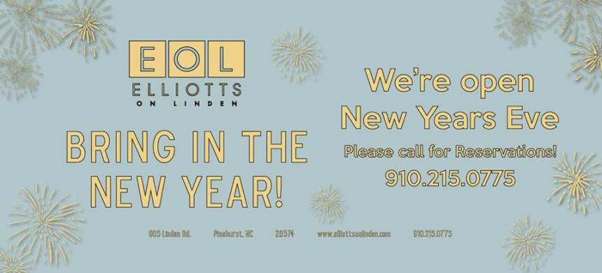elliotts on linden new year's eve