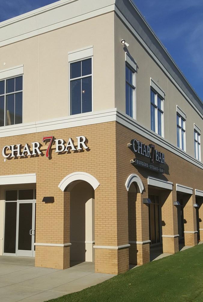 char bar 7