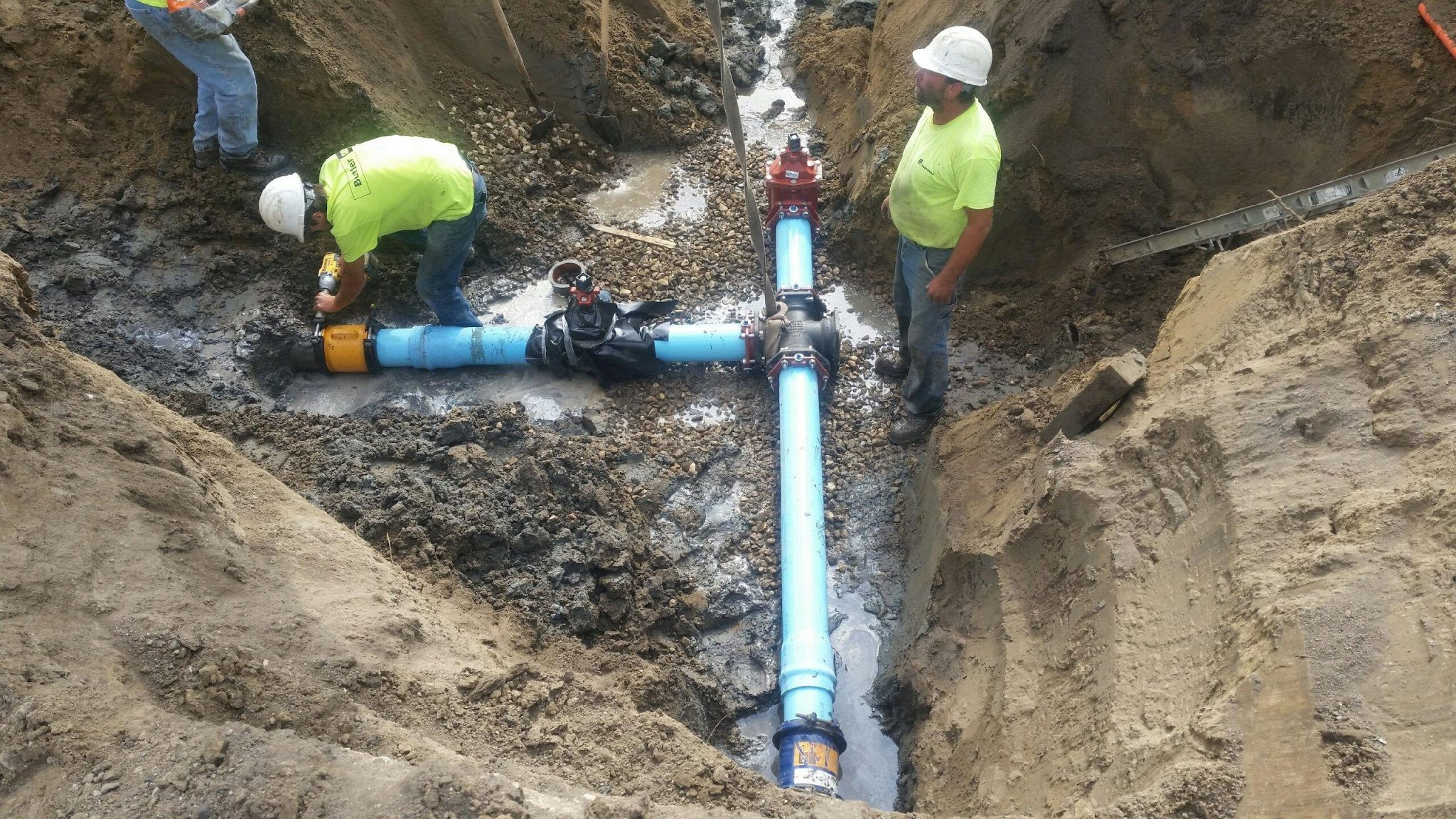 water resources, upper midwest water science center. Arthur Nd Water Main Replacement Moore Engineering