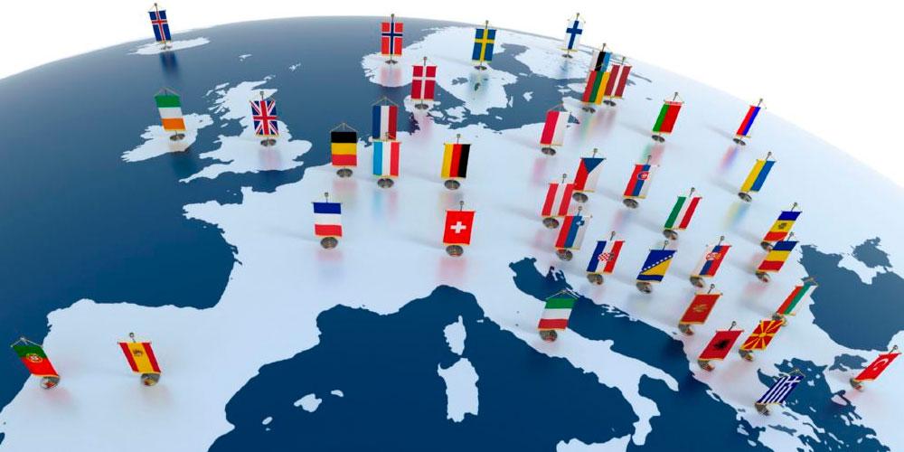 Resultado de imagen de marca de la Unión Europea