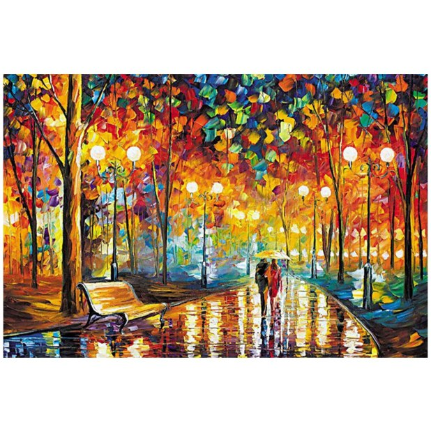 1000 Piece Wooden High Definition Jigsaw Puzzle