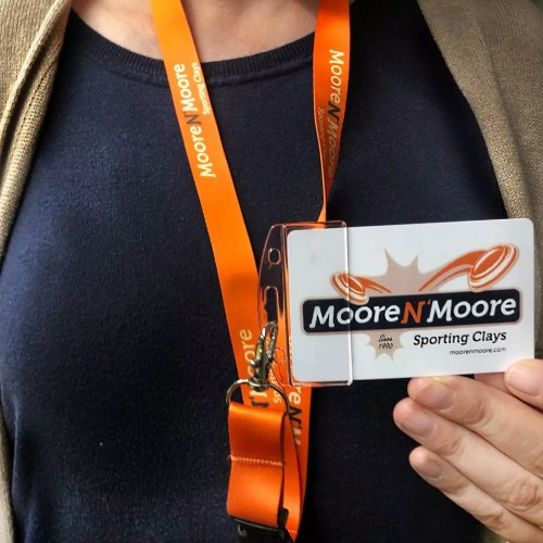 Target Key Chain – Moore N' Moore Sporting Clays