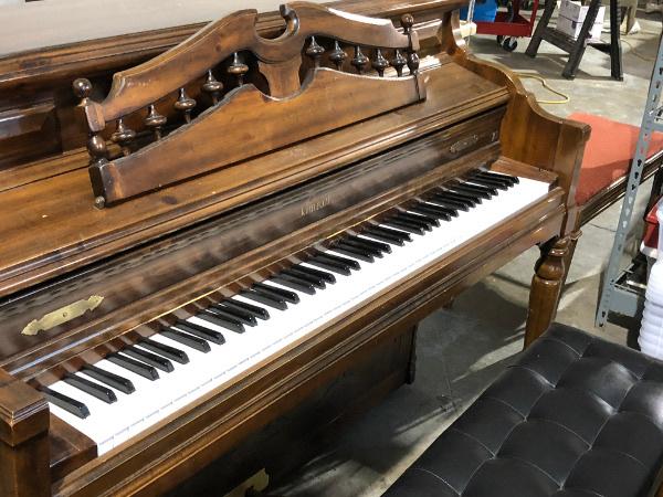 """Kimball 40"""" Console Piano"""