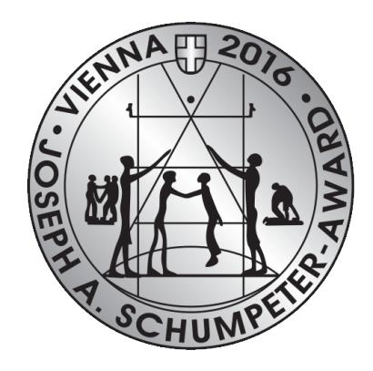 2016 Schumpeter Award