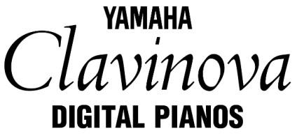 Yamaha Clavinova Pianos Logo