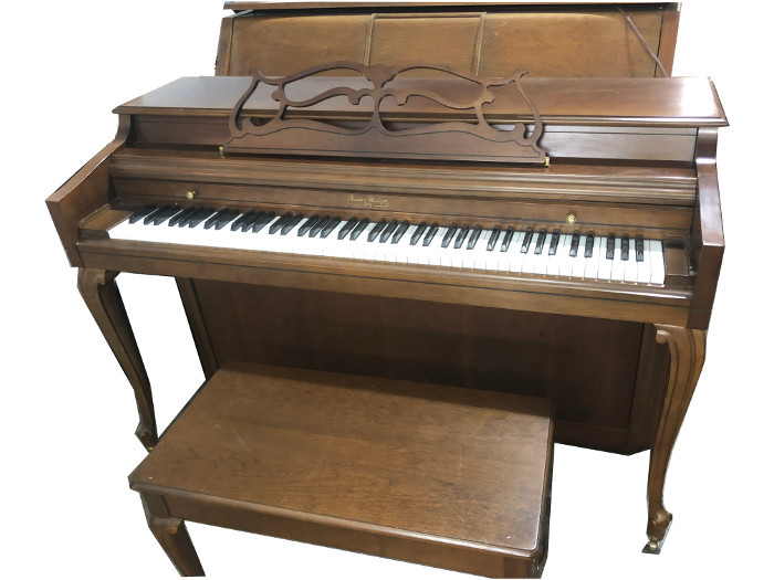 Use Rudolf Wurlitzer Spinet Piano
