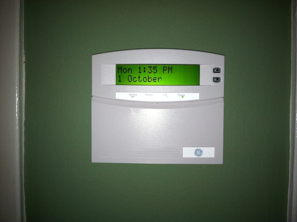 Ge Networx Home Security System Nice Houzz
