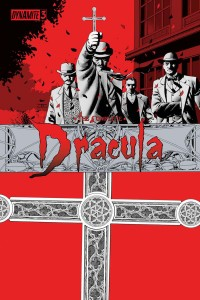 The Complete Dracula #3 cover by John Cassaday