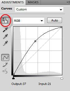 Adobe Photoshop Trick Truc Curves