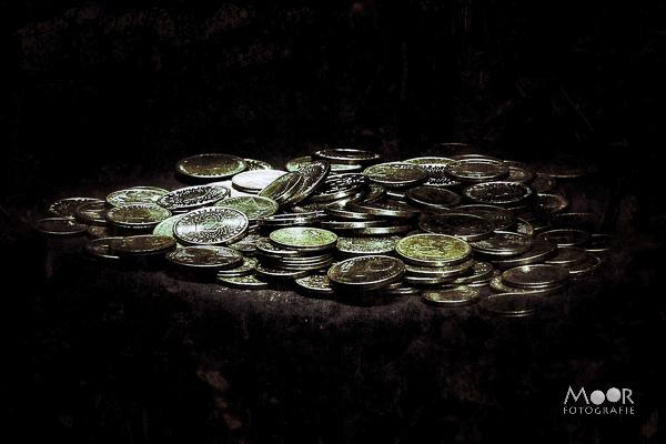 Project 52 Weken Week 3 Geld door Peter