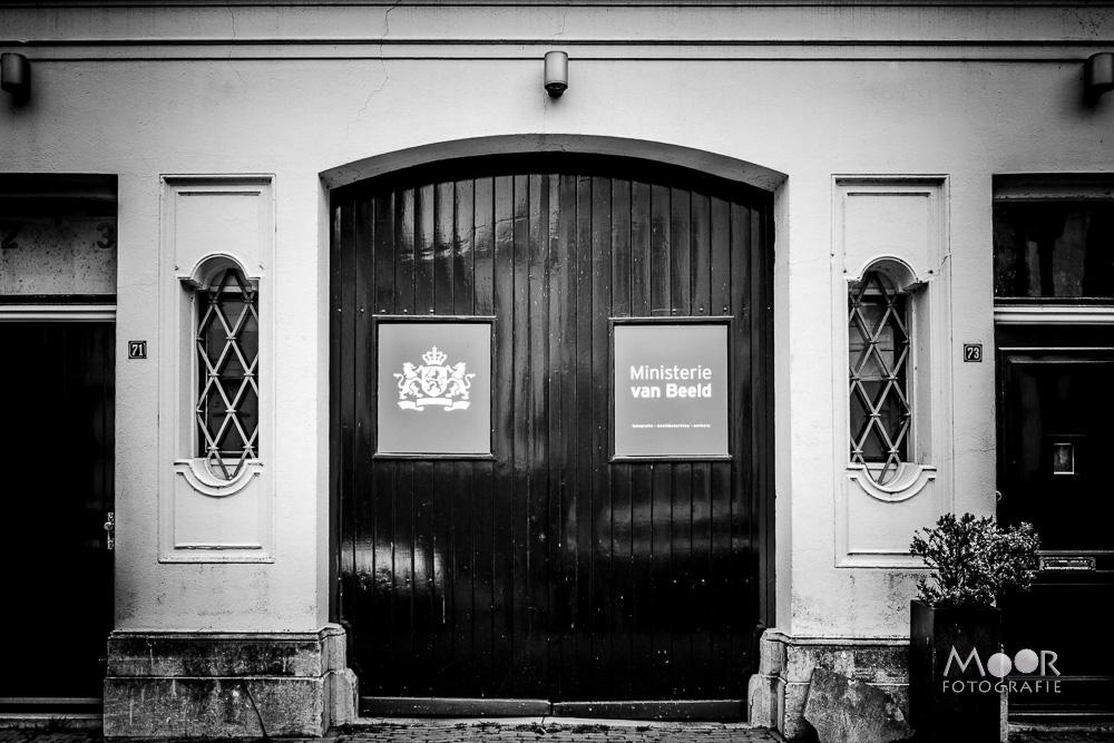 Woordloze Woensdag Ministerie van Beeld in Gorinchem