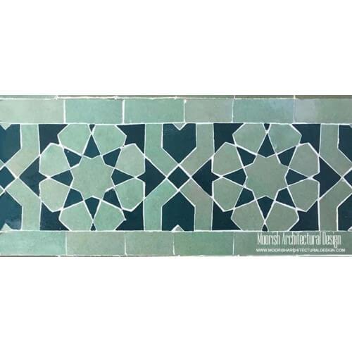 pool tiles spanish mosaic pool tiles