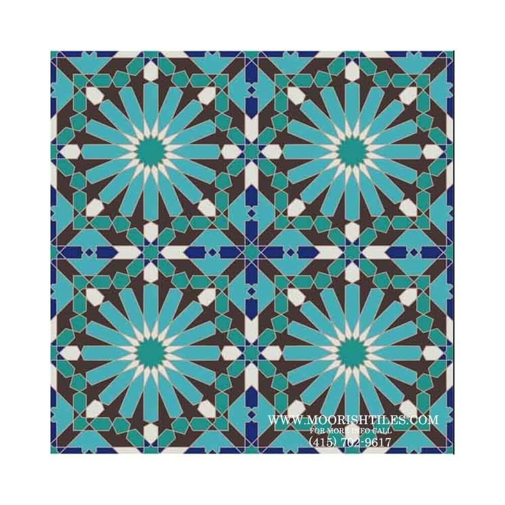 moroccan tile moorish tiles specialist