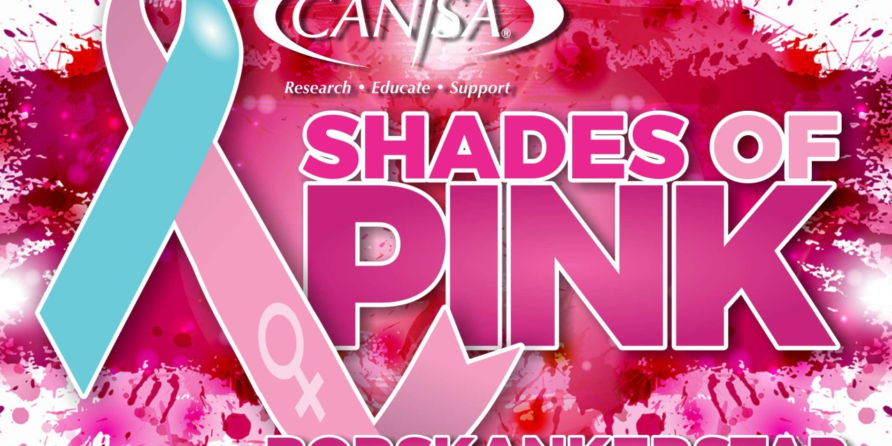 Cansa 'Shades of Pink' Walk – 29 September 2018