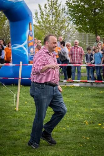 Eselrennen Hallbergmoos