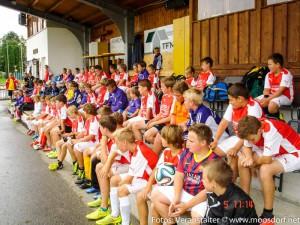 Fußball-Camp USV