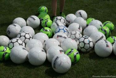 Fußball USV vs. Ostermiehing
