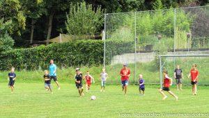Radlerkönig und Fußball