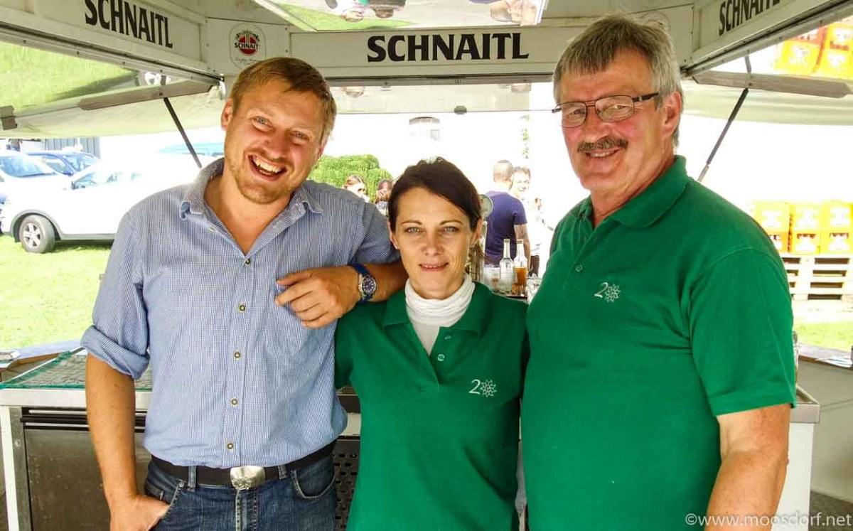 30 Jahre Flohmarkt in Moosdorf - der Jubiläums-Event