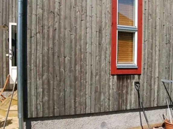 Hout vergrijzen: moose gråning laat uw hout natuurlijk vergrijzen