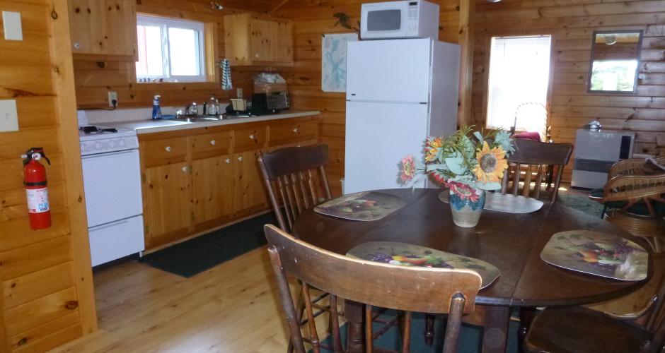 Eagle's Nest kitchen