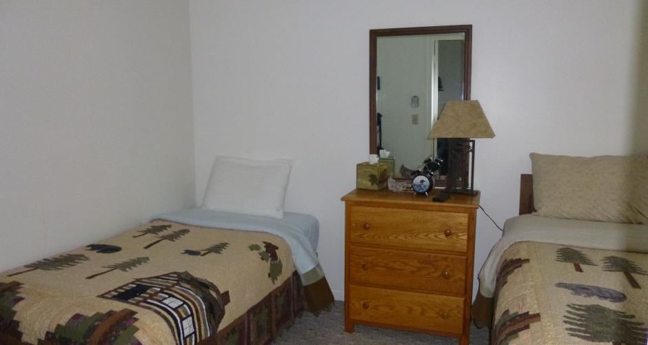 Unit 24 Bedroom