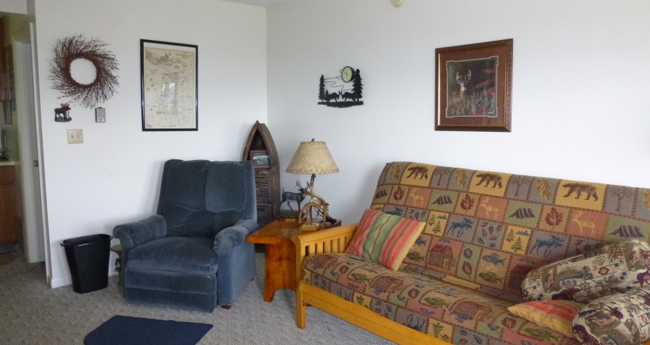 Unit 24 Living Room