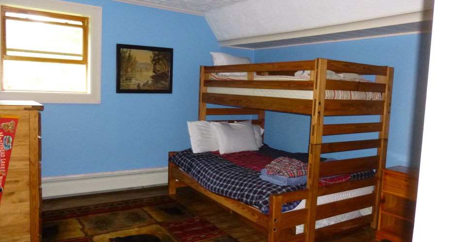 Bunk Room with Trundle First Floor