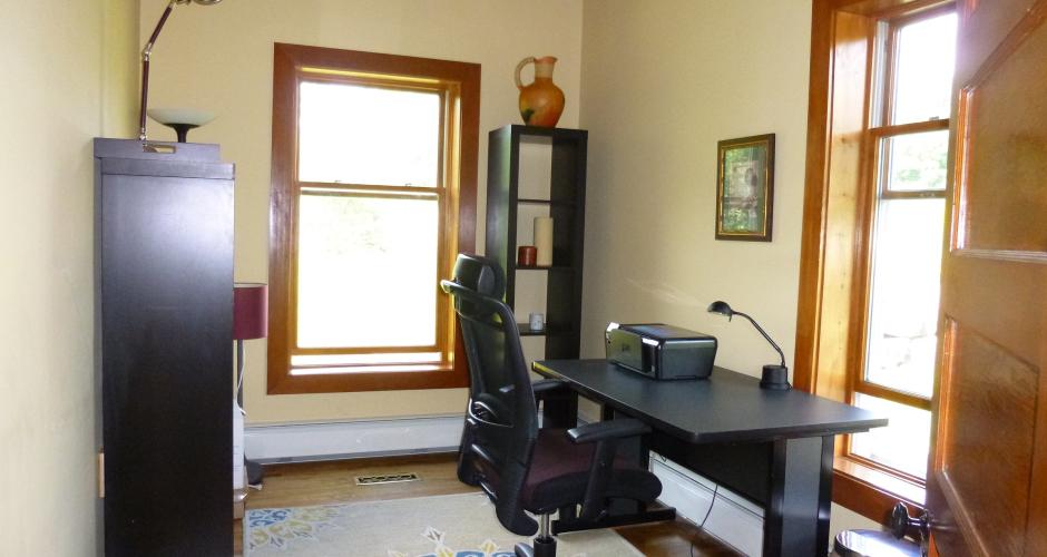 Office Main Floor