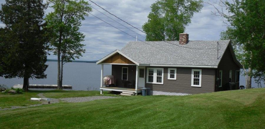 Kineo Point Cottage