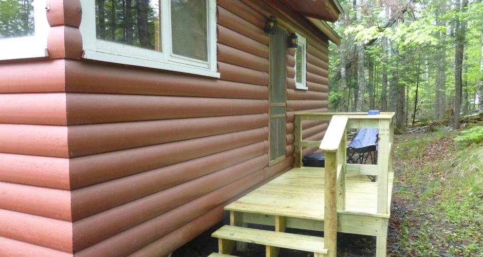 Highlands Camp Entry