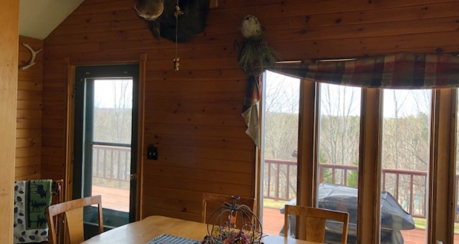 Lodge at Moosehead Decor
