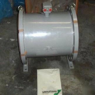 400mm MagneW 3000 Flowmeter Detector 15.75 Yamatake MGG18F 400PA11LS5AAA X Y