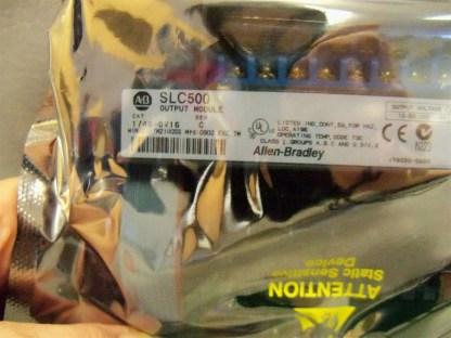 1746-OV16-Allen-Bradley-Ser.-C-SLC-500-Ouput-Module-10-50VDC-Bulletin-1746-1