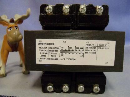 9070T100D20-Square-D-Control-Transformer-T100D20-2