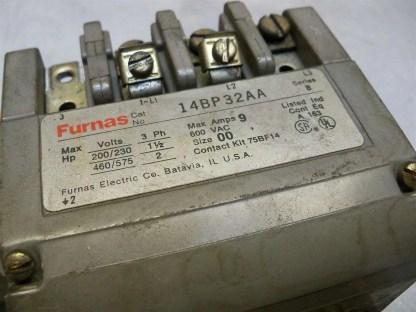 Size-0-Furnas-48DC31AA3-Starter-14BP32AA-Ser-B-1