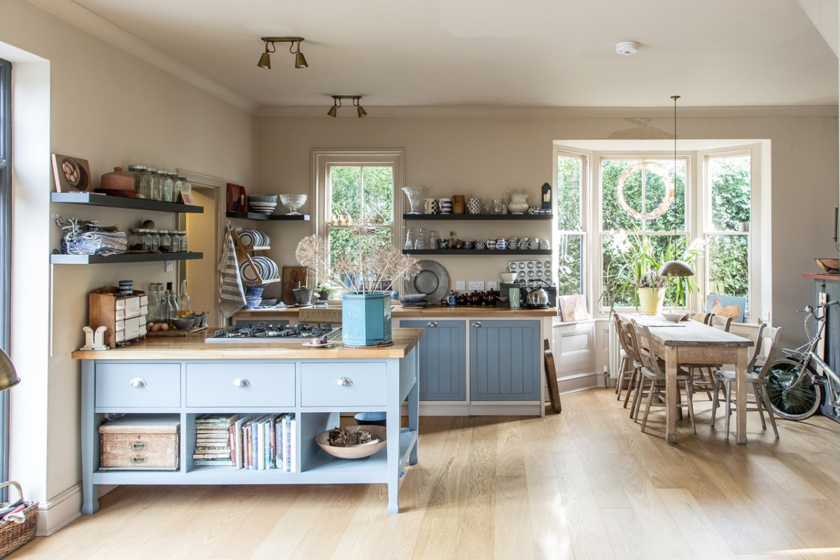 Moosejaw Woodworks Custom Kitchen — Joy Lane, Whitstable