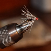 Xmas Soft Hackle Fly