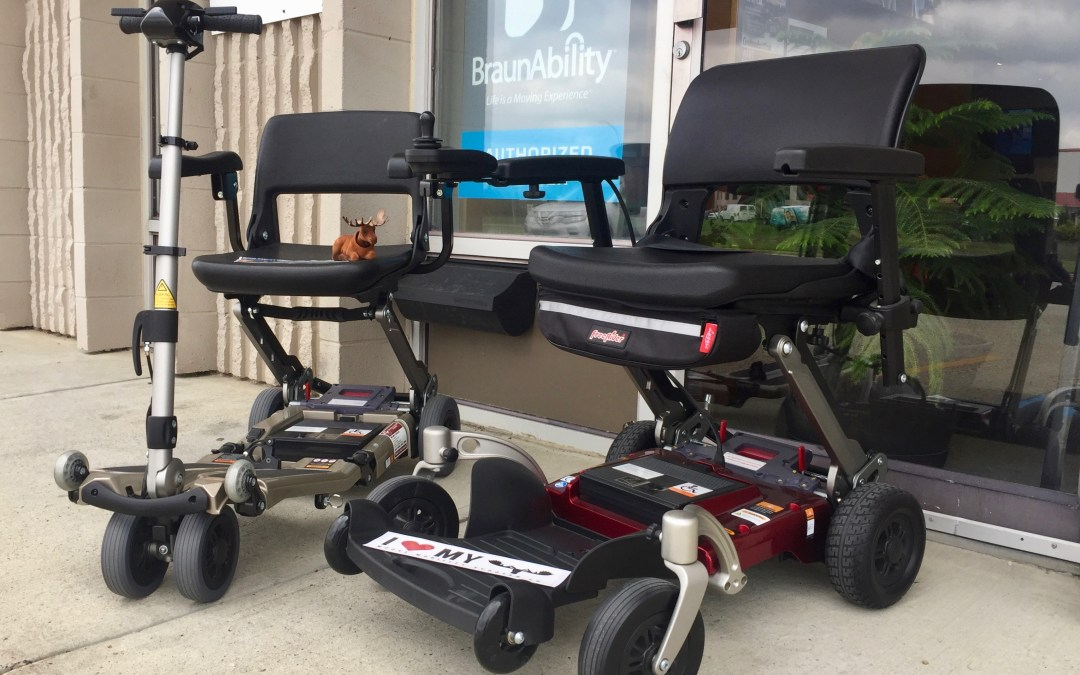 Moose Mobility Scooter Corp
