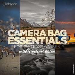 Camera bag essentials