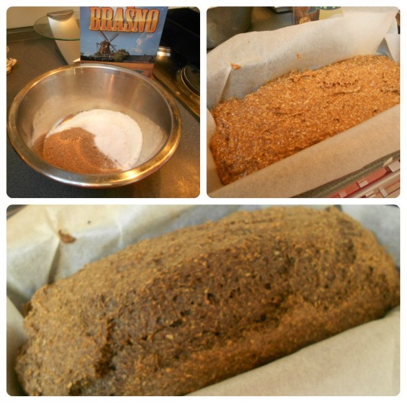 hleb bez brasna i kvasca mooshema priprema